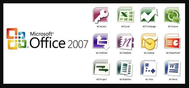 تحميل مايكروسوفت اوفيس 2007 مجانا مع السيريال